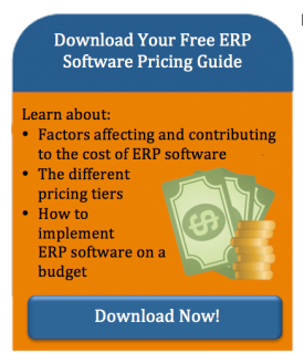 Download ERP Software Pricing Guide