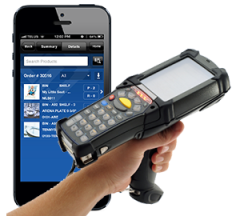 Warehouse Inventory Software with Barcode Scanning