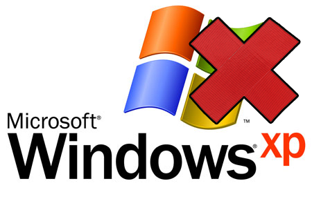 Windows XP No Longer Supported After April 8, 2014