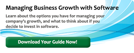 Managing Business Growth with Software