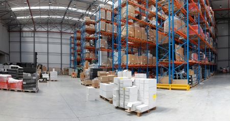 warehouse distribution management