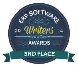 ERP Software Writers Award